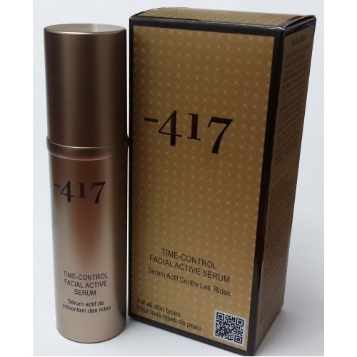 Minus 417 Dead Sea Cosmetics - Time Recovery Facial Active Serum
