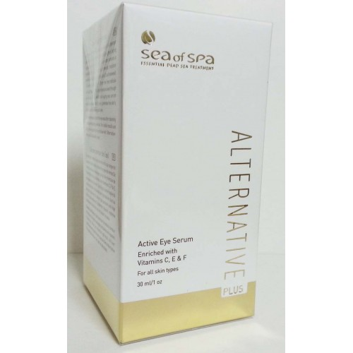 Sea Of Spa Alternative Plus - Active Eye Serum