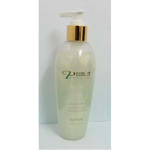 Dead Sea Premier Supreme Clarifying Lotion 250ml