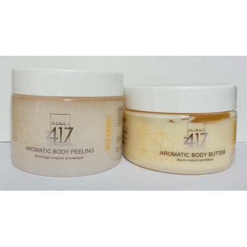 Minus 417 Dead Sea Milk & Honey Body Kit