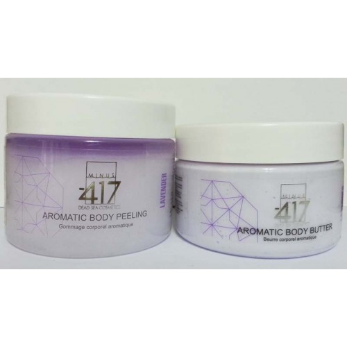 Minus 417 Dead Sea Lavender Body Kit