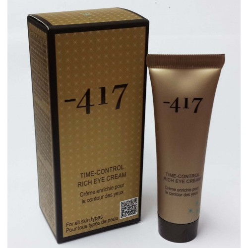 Minus 417 Dead Sea Cosmetics - Time Control Rich Eye Cream