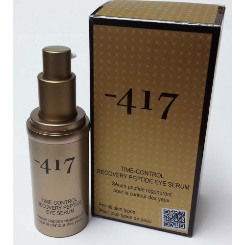 Minus-417 Dead Sea Cosmetics - Recovery Peptide Eye Serum