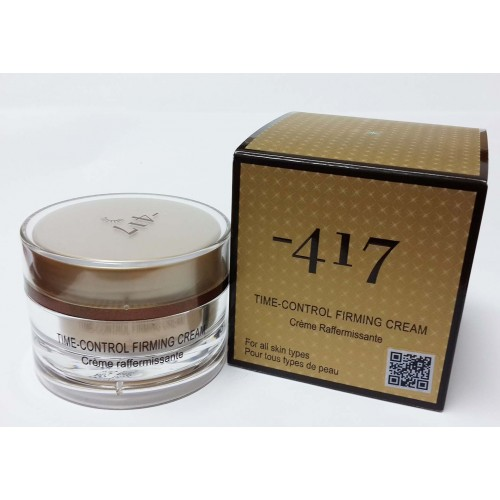 Minus-417 Dead Sea Cosmetics - Time Control Firming Cream