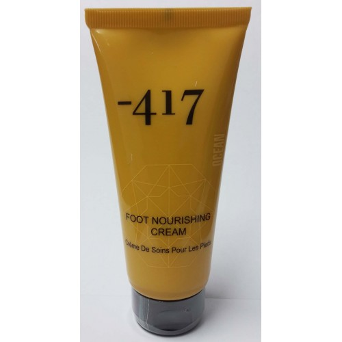 Minus 417 Dead Sea Cosmetics - Nourishing Foot Cream