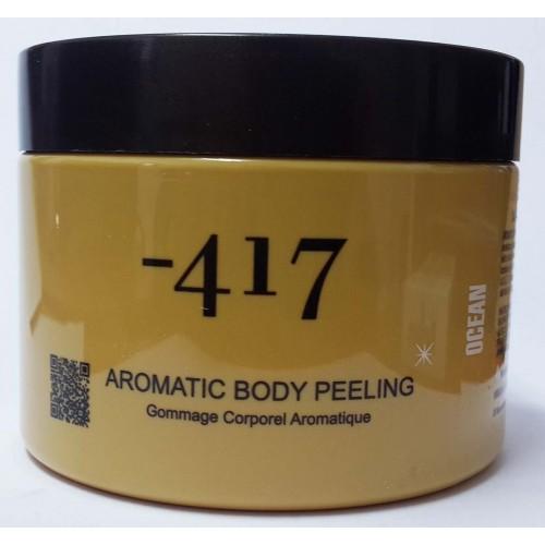 Minus 417 Dead Sea Cosmetics - Aromatic Body Peeling - Ocean