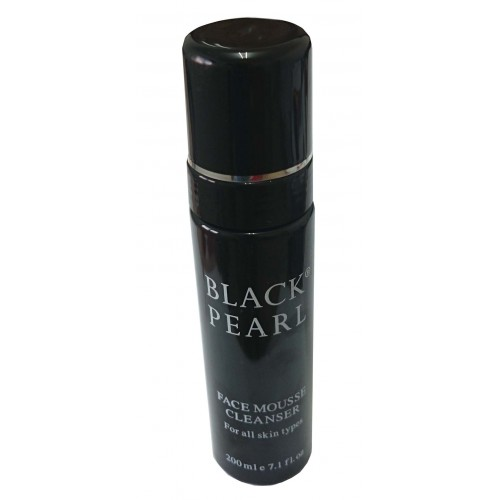 Sea Of Spa Black Pearl - Face Mousse Cleanser