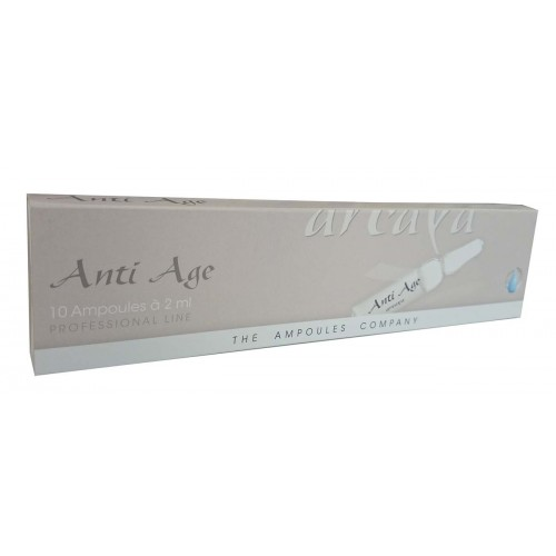 Arcaya Anti Age Turbo regeneration 10 Ampoules 2ml each