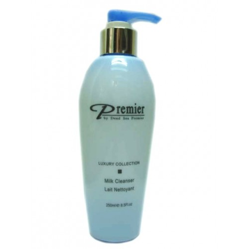 Dead Sea Premier Luxury Milk Cleanser