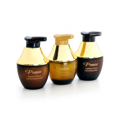 Dead Sea Premier Ageless Future Kit - Cream , Serum , Mask