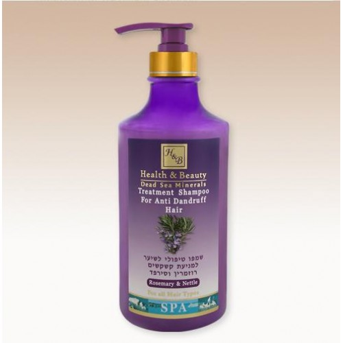 H&B Dead Sea Anti-dandruff Treatment Shampoo 780ml