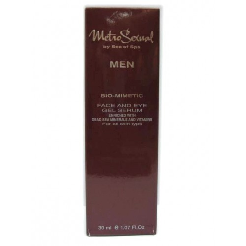 Sea Of Spa Face and Eye Gel Serum (for Men)