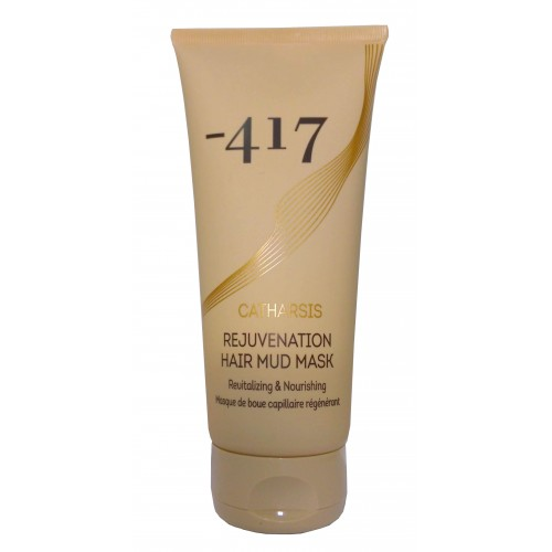 Minus 417 Dead Sea Cosmetics Catharsis Hair Mud Mask
