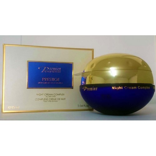 Dead Sea Premier Prestige Night Cream Complex (60 ml/2.04 oz)