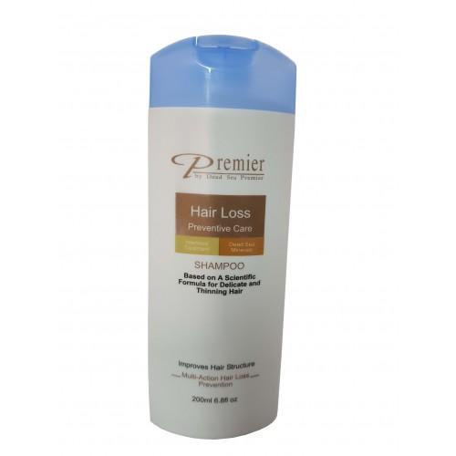 Dead Sea Premier Anti Hair Loss Shampoo 200ml